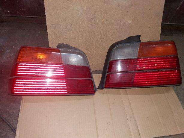 Задні фонарі на BMW