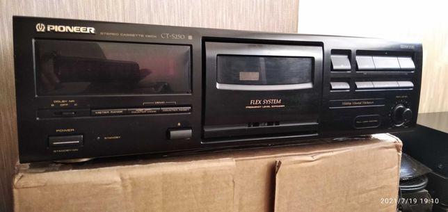 кассетная дека PIONEER  s- 250.