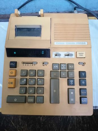 Canon canola p1251-d принтер калькулятор