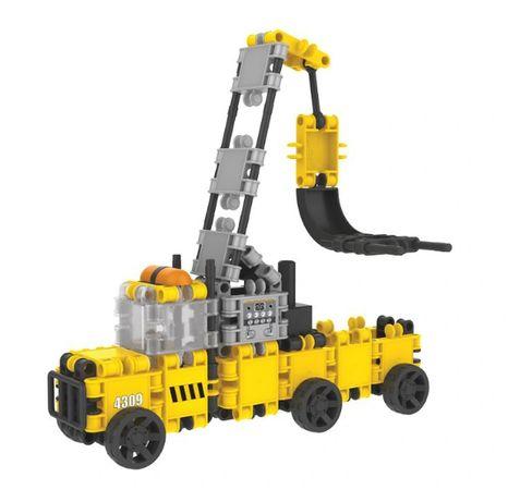 Klocki Clics maszyny budowlane 5w1