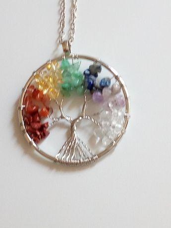 Pulseira / Colar  Árvore da vida