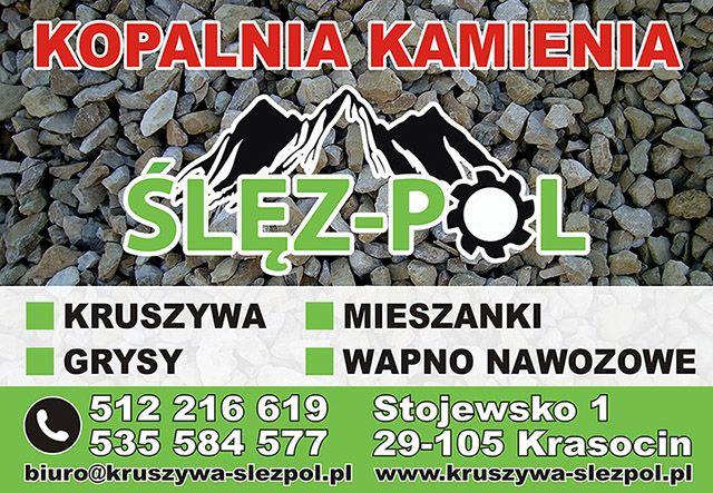 Łódź - Wapno nawozowe CaO 55,44 % - Producent