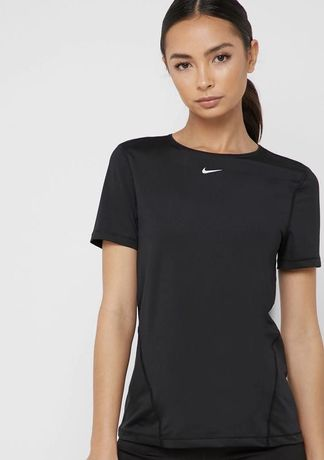 Черная спортивная футболка Nike L/XL футболка для тренировок