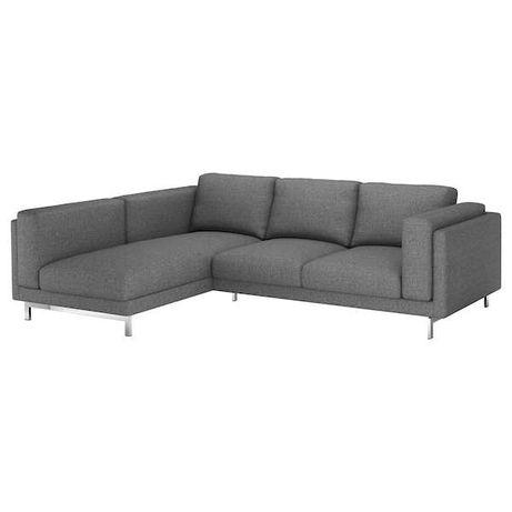 Sofá NOCKEBY IKEA - Antracite