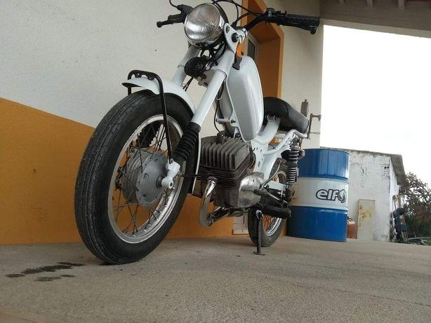 Casal boss motor 5v troco keeway RKV