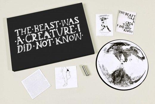 """Laura Marling - """"A Creature I Don't Know"""" Box Ed. Esp. Colecionador"""
