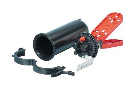 Волокно-оптическая муфта R&M R307020 - FO Closure Dome LC-B300-24-B-E