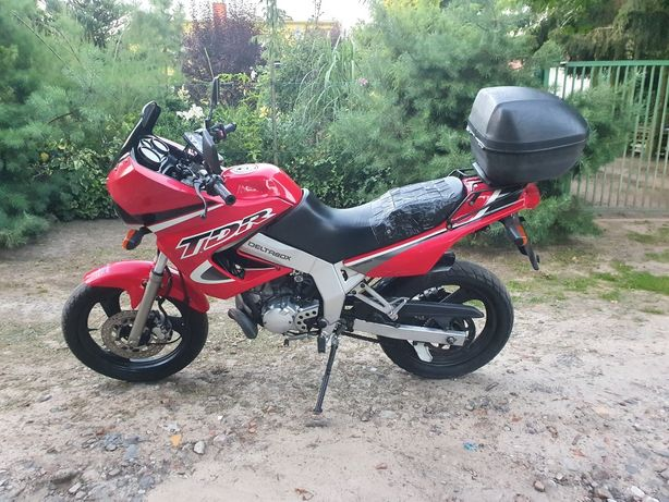 Yamaha tdr 125 kat. B a1
