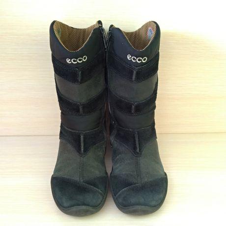 Детские сапоги чобітки демисезонные ЕССО для девочки 30 размер