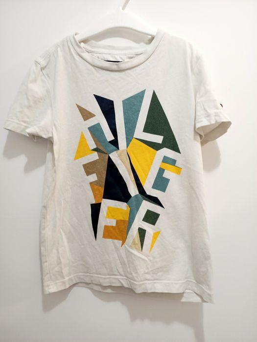 Bluzka t-shirt Tommy Hilfiger 122 128 Wąbrzeźno - image 1
