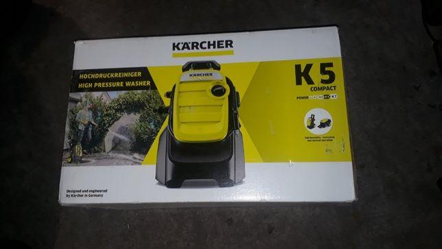 Мойка Karcher K 5 Compact керхер