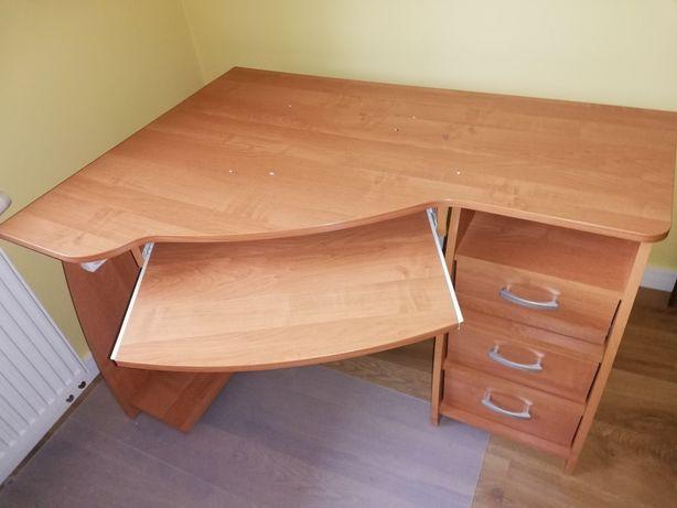 Biurko narożne używane