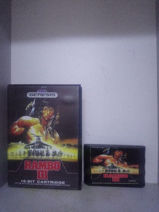 Rambo 3 (sega) конца 90-х годов стародел Харьков - изображение 1