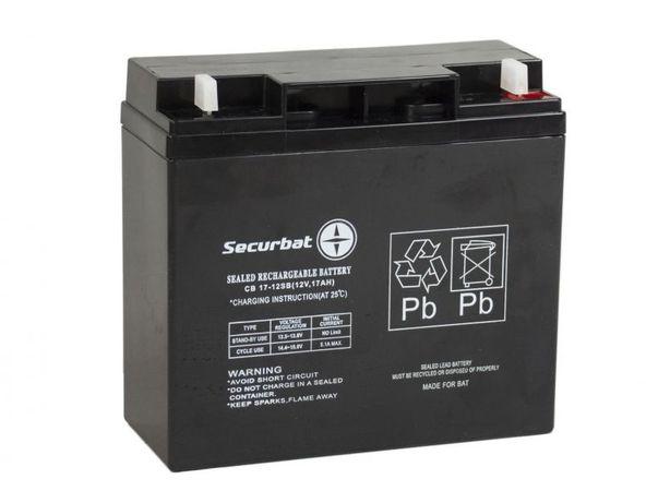 Akumulator żelowy Securbat Cb 17, 12 12v 17Ah
