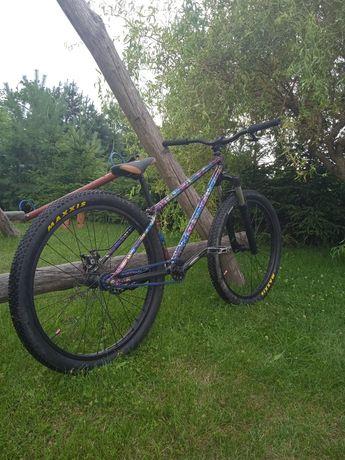 Rower dirt mafia bikes Black Jack d splatter