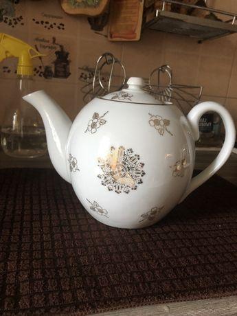 Чайник заварник Bohemian Royal Dux