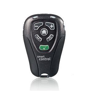 Smart Control UNITRON (aparelhos auditivos compatíveis)