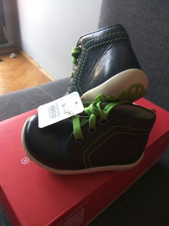 Nowe buty,trzewiki półbuty Superfit Emel r.18