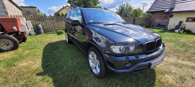 BMW X5 V8 2001r 4.4