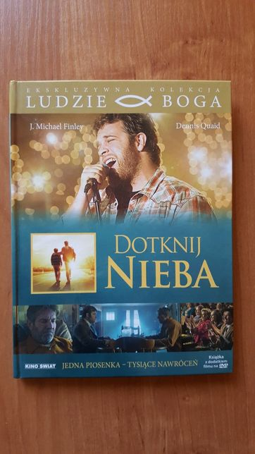 Film DVD Dotknij nieba