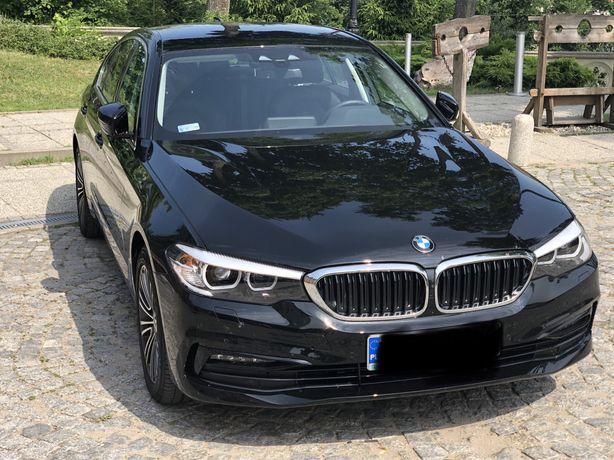 Wynajem krótko i długoterminowy pojazdu, samochodu BMW 5 G30