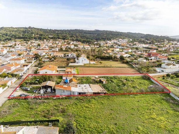 Projeto 7 moradias isoladas, Cabanas - Palmela