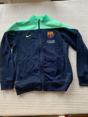 Bluza FC Barcelona Nike DriFit