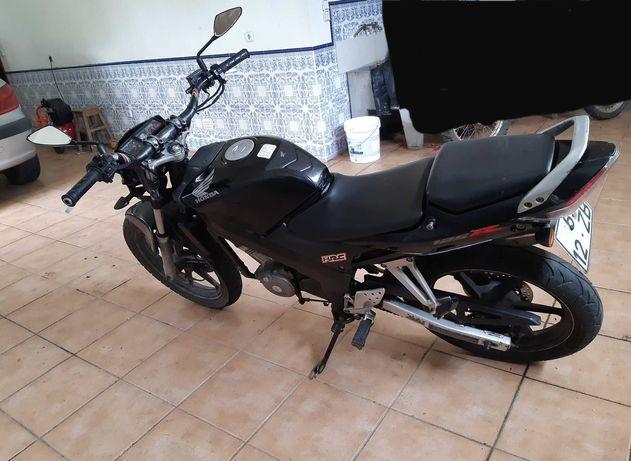 Mota Honda CBR 125R