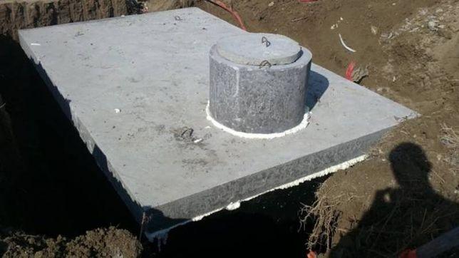Betonowy zbiornik na deszczówkę.Szambo.Zbiorniki betonowe na Szamba