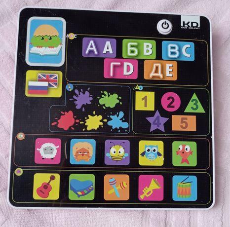Детский музыкальный планшет