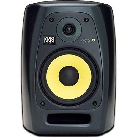 Monitores activos de estúdio KRK VXT8 (2)