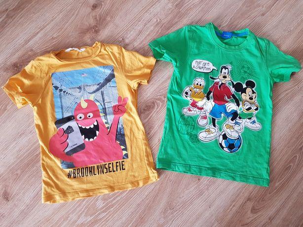 H&M Disney koszulki chłopięce na krótki rękaw t-shirt Myszka Miki 110