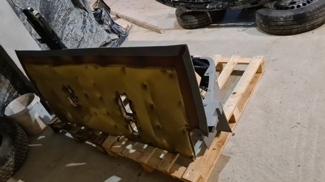 Vw t5 doka tylna kanapa kompletna