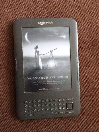 Электронная книга Amazon Kindle Keyboard 3 WiFi/3G. ОРИГИНАЛ!