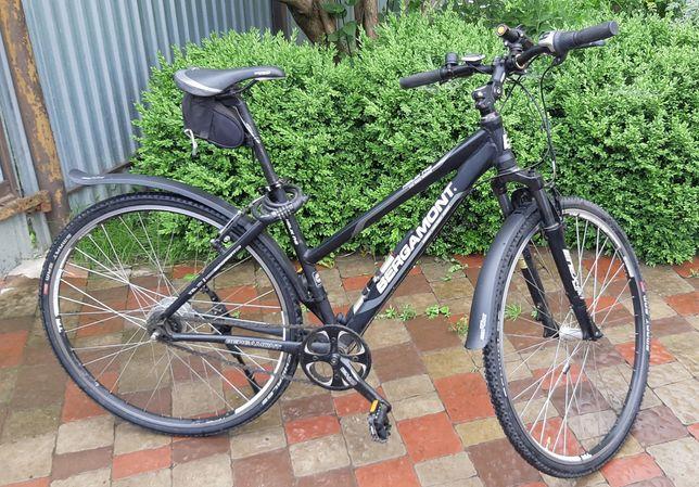 Велосипед bergamont helix n-8