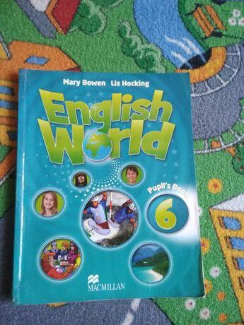 English World 6 учебник английский