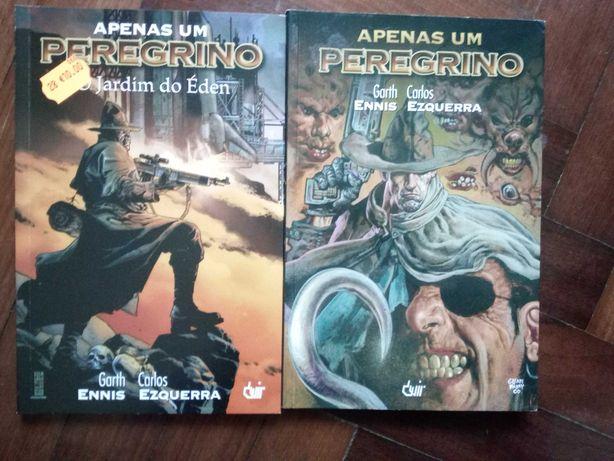 Livros de BD, variados