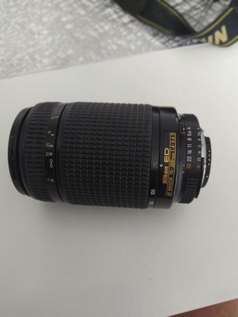 Nikon ed af nikkor 70-300 mm 1:4-5,6 D