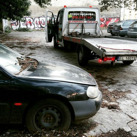 Złomowanie Kasacja Demontaż ~ autoskup skup aut ~ rozbite uszkodzone