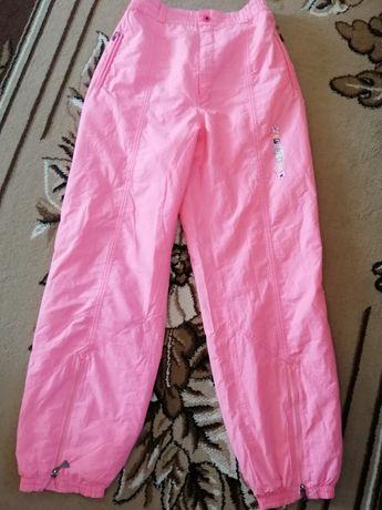 Лижні теплі штани. Розмір М-Л.