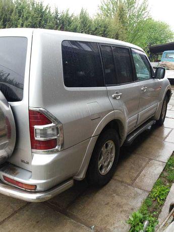 мицубиси паджеро вагон 3 газ бензин Украинская регистрация