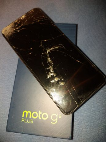Motorola G9 plus kupiona 2 miesiące temu.