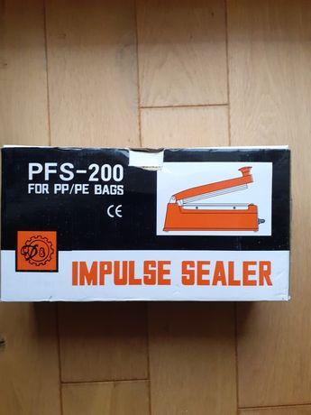 Zgrzewarka impulsowa ręczna PFS-200 mm