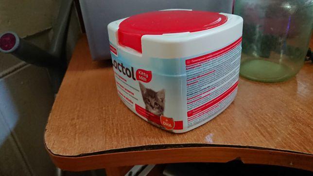 Корм для выкармливания котят Lactol