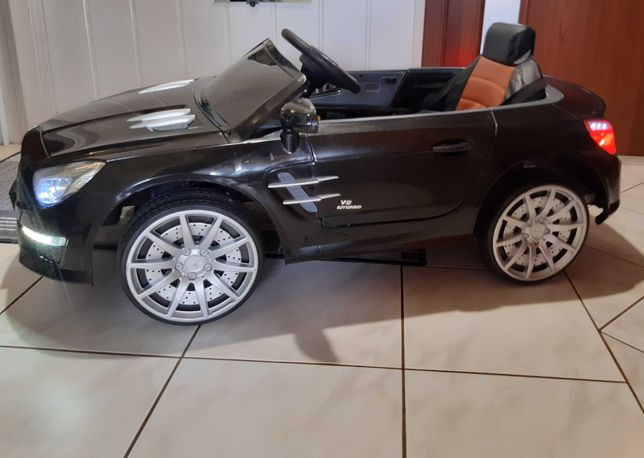 Autko Mercedes na akumulator jak Nowe