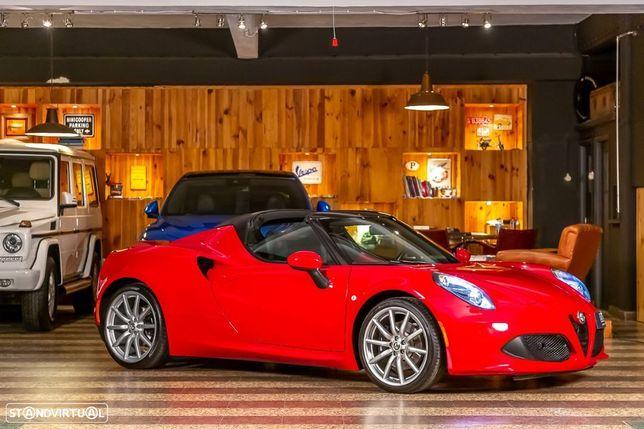 Alfa Romeo 4C Spider 1750 TBi