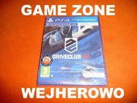 Driveclub VR PS4 / Slim / Pro / PS5 / PŁYTA PL Wejherowo