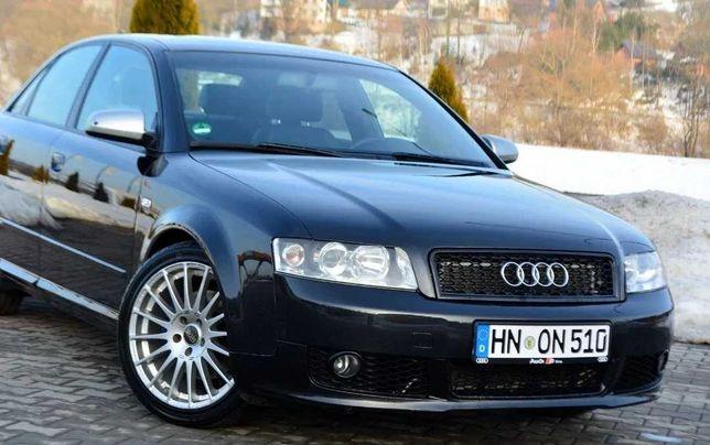 Audi A4 В6 бензин
