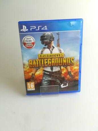 Gra PS4: Playerunknown's Battlegrounds