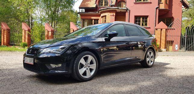 Seat Leon 1,4 FR combi 2015 salon Polska pierwszy właściciel 74 tyś km